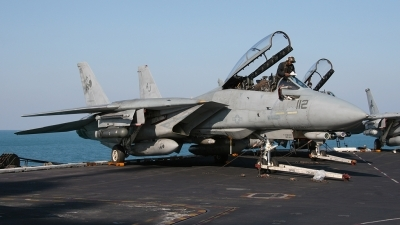 Photo ID 9733 by John Higgins. USA Navy Grumman F 14D Tomcat, 163417