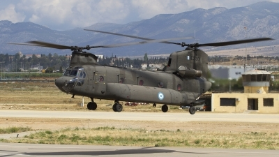 Photo ID 77685 by Chris Lofting. Greece Army Boeing Vertol CH 47D Chinook, ES901