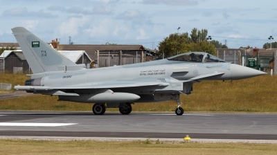 Photo ID 77744 by Chris Batty. Saudi Arabia Air Force Eurofighter EF 2000 Typhoon FGR50, ZK082
