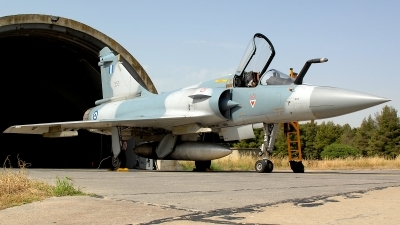 Photo ID 78086 by Peter Boschert. Greece Air Force Dassault Mirage 2000 5EG, 555