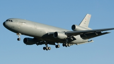 Photo ID 980 by David Skeggs. USA Air Force McDonnell Douglas KC 10A Extender DC 10 30CF, 85 0029