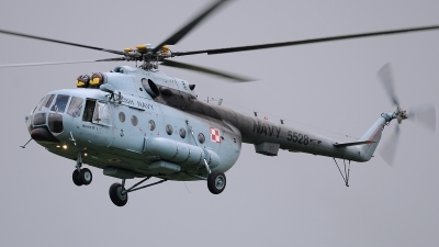 Photo ID 78136 by Stephan Franke - Fighter-Wings. Poland Navy Mil Mi 8MTV 1, 5528
