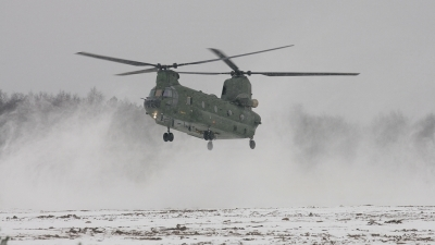 Photo ID 79622 by Joris van Boven. Netherlands Air Force Boeing Vertol CH 47D Chinook, D 661