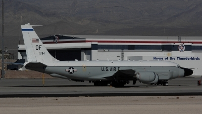 Photo ID 78331 by Peter Boschert. USA Air Force Boeing RC 135W 717 158, 62 4134