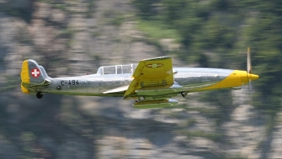 Photo ID 78195 by Tommaso Munforti. Private Private Eidgen ssische Flugzeugwerke C 3605, HB RDB