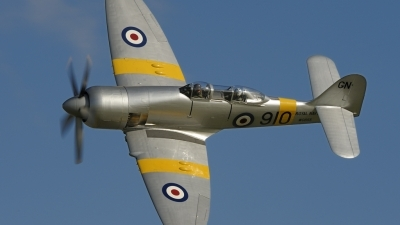 Photo ID 78373 by rinze de vries. Private The Fighter Collection Hawker Sea Fury T20, NX20MD