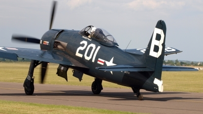 Photo ID 78420 by Stuart Thurtle. Private Private Grumman F8F 2P Bearcat, G RUMM