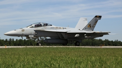 Photo ID 78603 by David F. Brown. USA Navy Boeing F A 18F Super Hornet, 166793