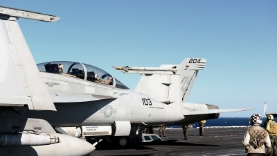 Photo ID 78550 by Peter Boschert. USA Navy Boeing F A 18F Super Hornet, 166846