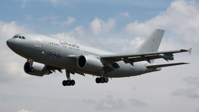 Photo ID 78472 by Bob Wood. Germany Air Force Airbus A310 304 MRTT, 10 24