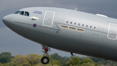 Photo ID 78811 by Bob Wood. UK Air Force Airbus Voyager KC3 A330 243 MRTT, ZZ334
