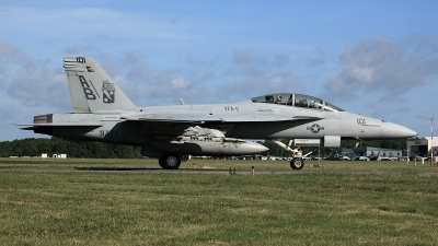 Photo ID 78875 by David F. Brown. USA Navy Boeing F A 18F Super Hornet, 166634