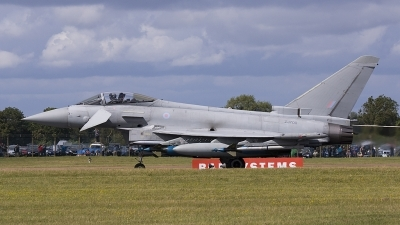 Photo ID 78982 by rob martaré. Company Owned BAE Systems Eurofighter EF 2000 Typhoon FGR4, ZJ700