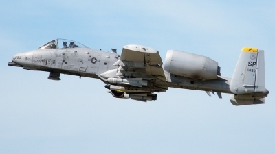 Photo ID 79004 by Horatiu Goanta. USA Air Force Fairchild A 10C Thunderbolt II, 82 0650
