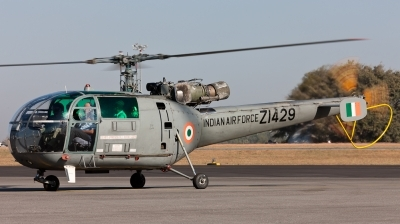 Photo ID 79353 by Andreas Zeitler - Flying-Wings. India Air Force Aerospatiale SA 319B Alouette III, Z1429