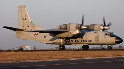 Photo ID 79375 by Andreas Zeitler - Flying-Wings. India Air Force Antonov An 32, K2754