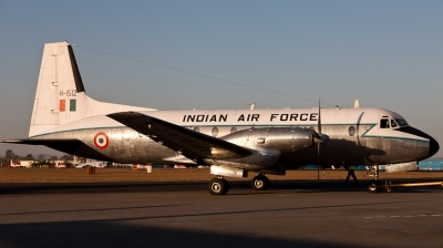 Photo ID 79179 by Andreas Zeitler - Flying-Wings. India Air Force Hawker Siddeley 748 2A 281 Andover, H1512