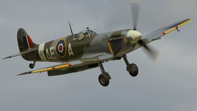 Photo ID 79190 by rinze de vries. Private The Fighter Collection Supermarine 349 Spitfire LF5B, G LFVB