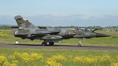 Photo ID 79270 by Tobias Ader. France Air Force Dassault Mirage F1CT, 274