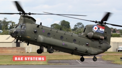 Photo ID 79407 by kristof stuer. UK Air Force Boeing Vertol Chinook HC2A, ZH895