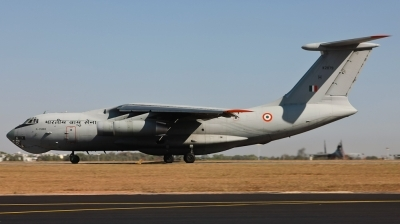 Photo ID 79225 by Andreas Zeitler - Flying-Wings. India Air Force Ilyushin IL 76MD, K2879