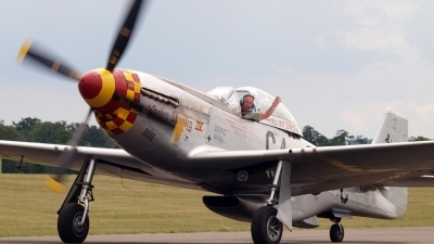 Photo ID 79461 by Stuart Thurtle. Private Private North American P 51D Mustang, F AZSB