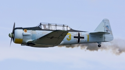 Photo ID 79459 by Nathan Havercroft. Private Private North American AT 6C Texan, N9525C