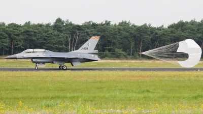 Photo ID 79467 by Johan Havelaar. Netherlands Air Force General Dynamics F 16BM Fighting Falcon, J 209