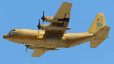 Photo ID 79548 by George Tsialtas. Saudi Arabia Air Force Lockheed C 130H Hercules L 382, 475