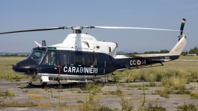 Photo ID 79631 by Roberto Bianchi. Italy Carabinieri Agusta AB 412SP Grifone, MM81367