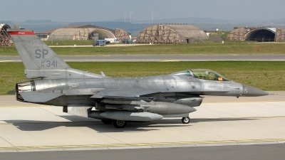 Photo ID 79642 by Peter Boschert. USA Air Force General Dynamics F 16C Fighting Falcon, 91 0341