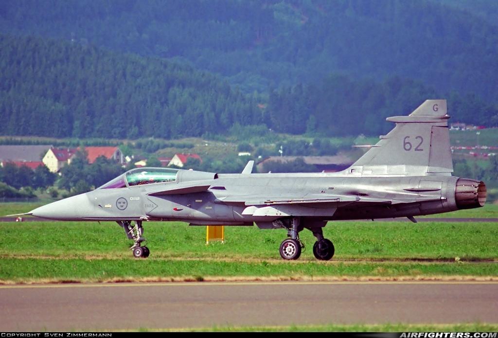 39162 (cn 39-162) Saab JAS-39A Gripen Photo by Sven Zimmermann