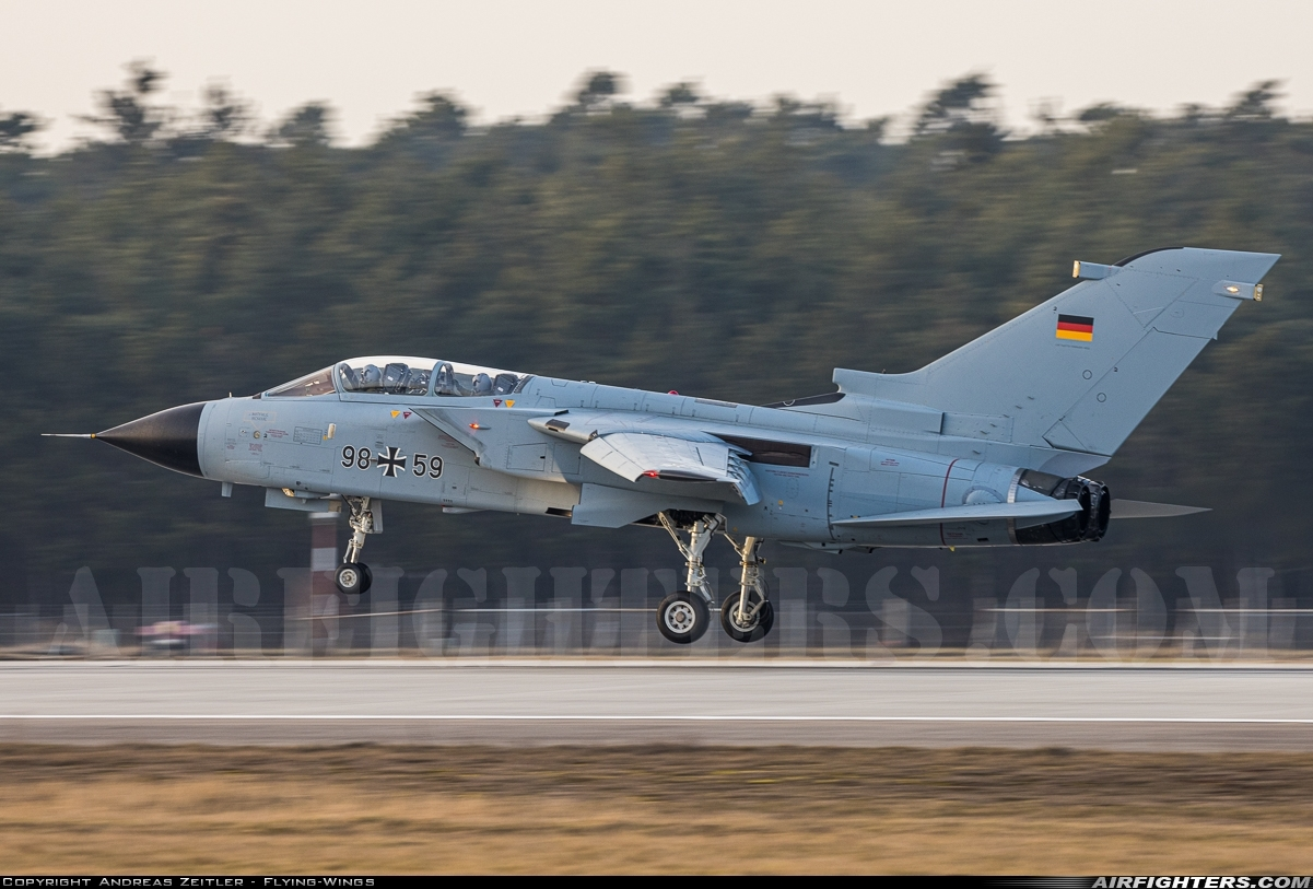 Photo ID 251181 by Andreas Zeitler - Flying-Wings. Germany Air Force Panavia Tornado IDS T, 98 59