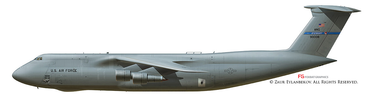 C-5M Galaxy Profile