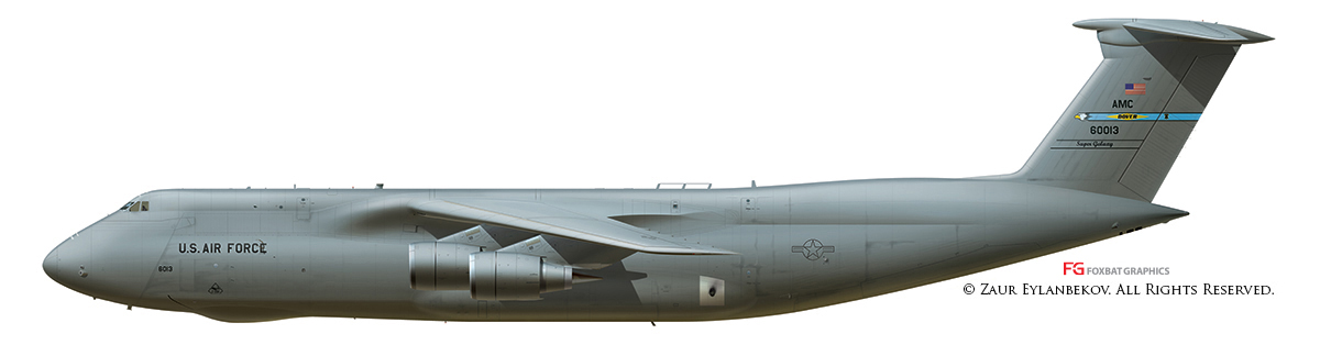 C-5M Galaxy Profile'